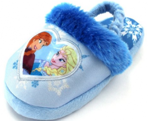 Frozen Girls scuff slippers