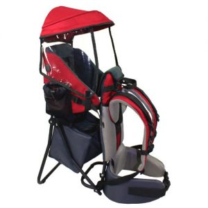 Baby Back Pack Cross Country Carrier with Stand
