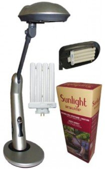 Sunlight Desk Lamp by Lights of America