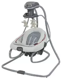 Graco Duet Soothe Baby Swing
