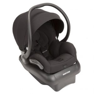 Maxi-Cosi Mico AP Infant Car Seat – Devoted Black
