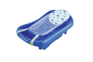 The First Years Sure Comfort Deluxe Newborn Toddler Tub