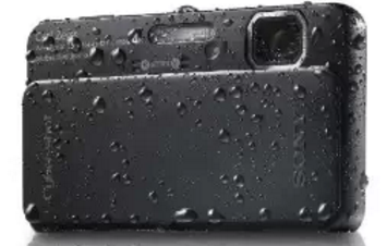 Sony Cyber-Shot DSC-TX10 Waterproof Digital Camera