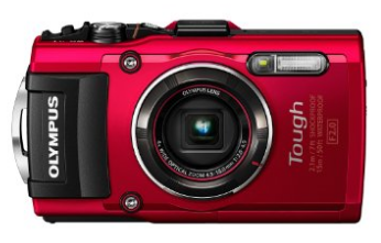Olympus TG-4 16 MP Waterproof Digital Camera