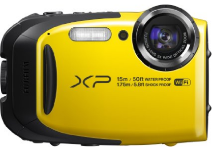 Fujifilm FinePix XP80 Waterproof Digital Camera
