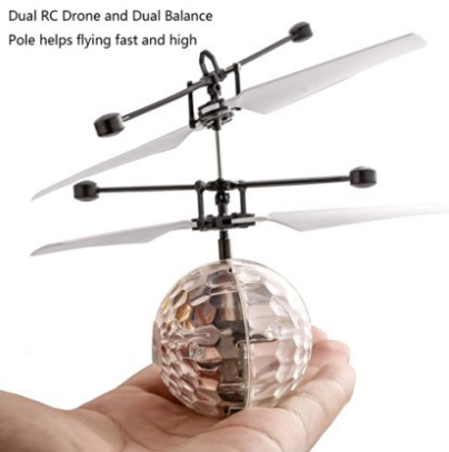 EpochAir RC Flying Ball, RC Drone Helicopter