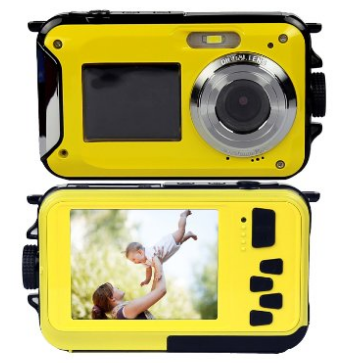 PowerLead Gapo G050 Waterproof Digital Camera