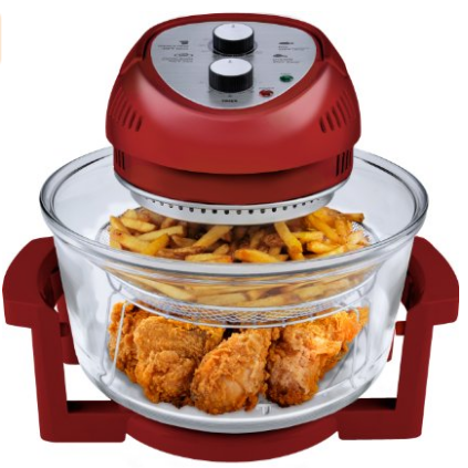Big Boss 9063 1300-watt Oil-Less Fryer
