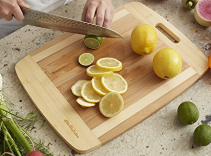 Kitchen Active Bamboo Cutting Board