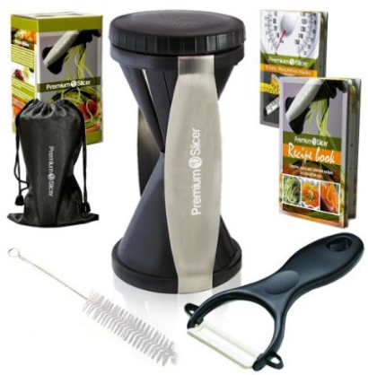 Premium Vegetable Spiralizer Bundle