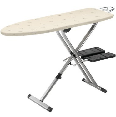 Rowenta IB9100 Pro Compact Professional Space Saving Folding Ironing Board
