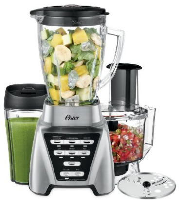 Oster Pro 1200 Blender 2-in-1 with Food Processor