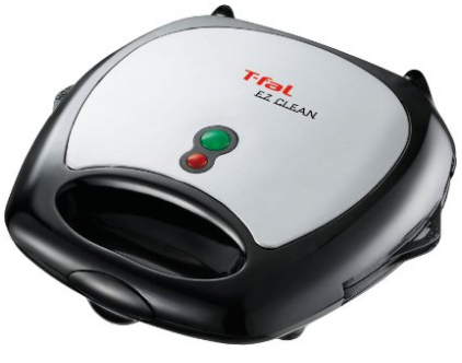 T-fal SW6100 EZ Nonstick Sandwich and Waffle Maker
