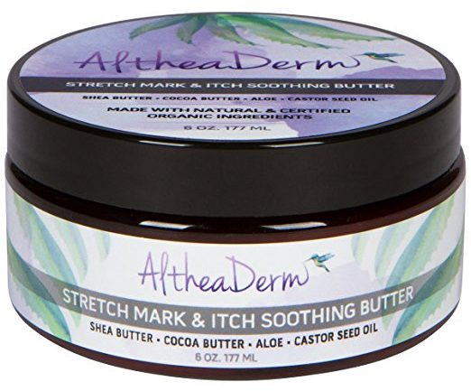 AltheaDerm Natural Stretch Mark