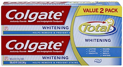 Best of Whitening Toothpastes in 2017