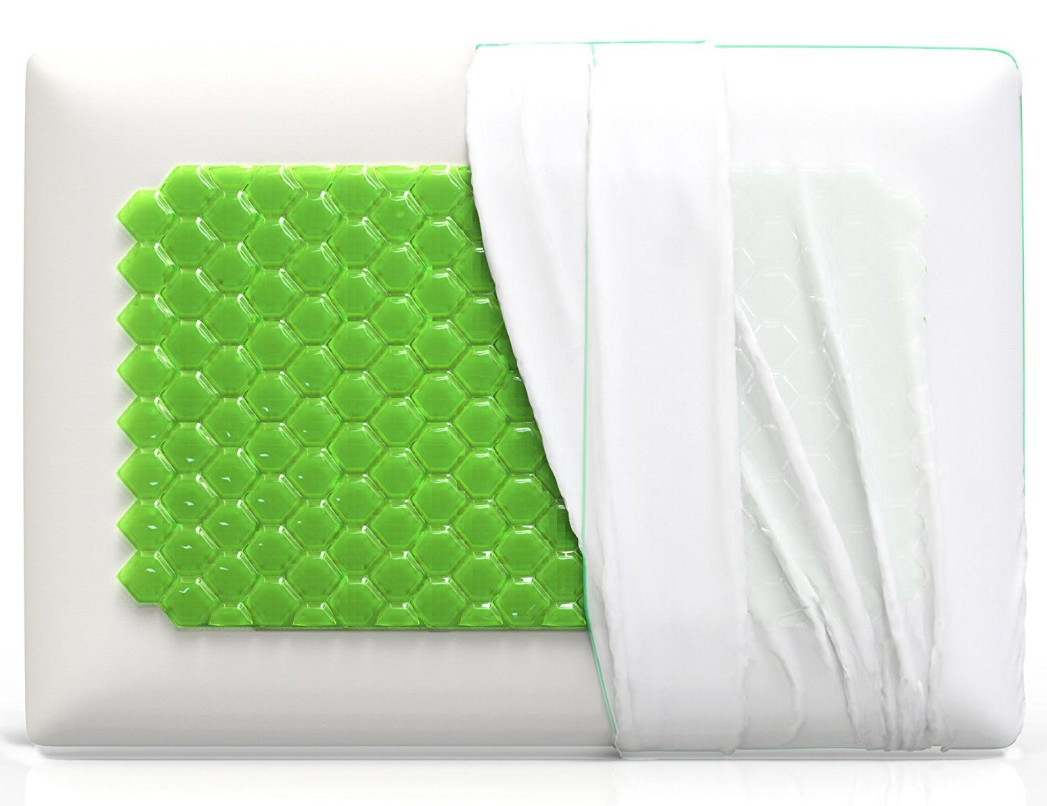 Top 10 Best Cooling Pillows In 2017 Reviews