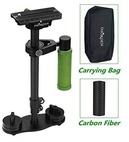 IMORDEN Carbon S-40c Handheld Camera Stabilizer - GoPro Stabilizers