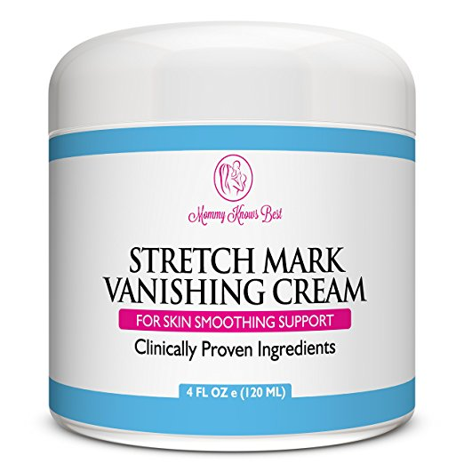 Mommy Knows Best Stretch Mark