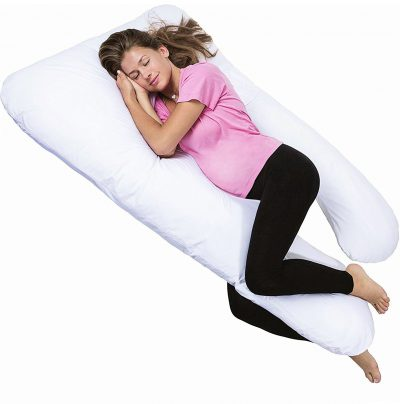 Top 10 Best Pregnancy Pillows In 2019 Review