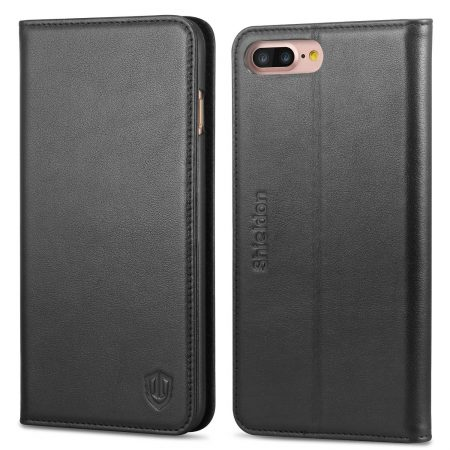 SHIELDON Genuine Leather iPhone