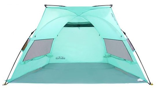 Saratoga Outdoor Instant Automatic Pop Up Beach Tent  sc 1 st  TheZ9 & Top 10 Best Beach Tents in 2018 - Buyeru0027s Guide