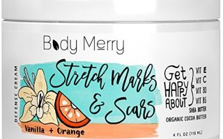Vanilla Orange Stretch Marks