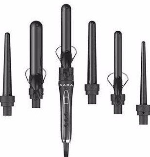 XARA 6 IN 1 CURLING IRON