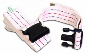 Essential Medical Supply Gait Belt with Plastic Buckle