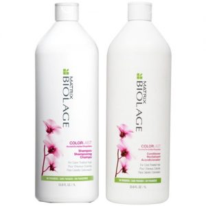 Biolage ColorLast Shampoo and Conditioner