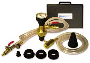 UView 550000 Airlift Cooling System Leak Checker and Airlock Purge Tool Kit