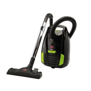 Bissell Canister Upright Vacuum Cleaner with Cyclonic Cleaning System