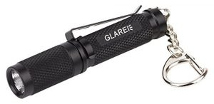 GLAREE E03 Keychain Flashlight
