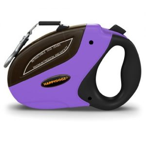 HappyDogz Strong Retractable Dog Leash