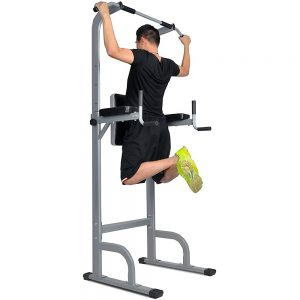 Docheer Adjustable Height Power Tower