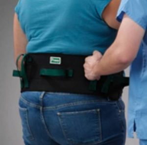 Posey Deluxe Transfer Belts with Quick Release Buckle