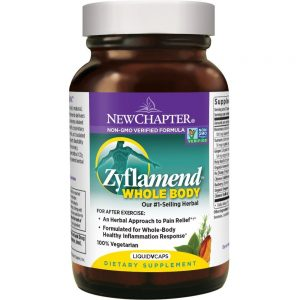 New chapter Zyflamed Whole Body Joint Supplement