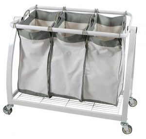 Apollo Hardware Heavy Duty Three Bag sorter