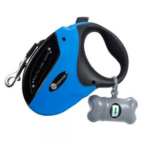TaoTronics Retractable Dog Leash - best retractable dog leashes