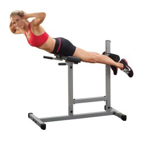 Powerline Hyperextension Roman Chair