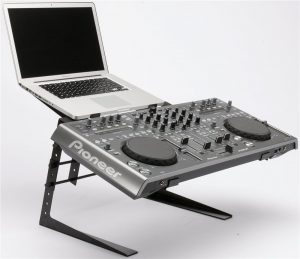 CedarsLink Heavy Duty Studio Controller and DJ Rack Stand