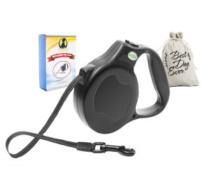 PetsAlly Retractable Dog leash