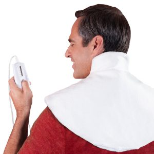 Doctor Bob s Neck Wrap Heating Pad