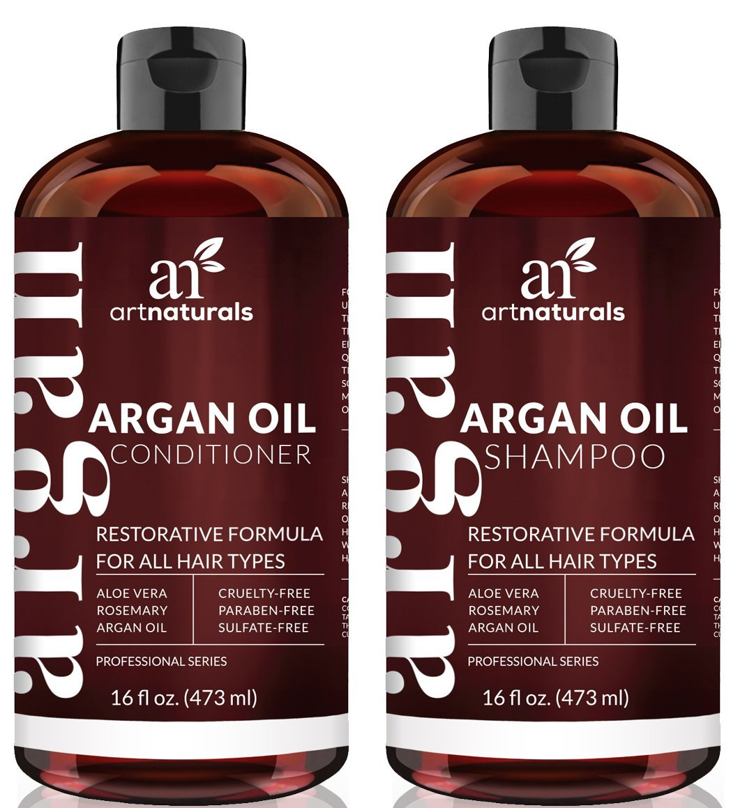 Top 10 Best Shampoo And Conditioner Sets In 2018 Reviews