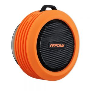 Mpow Buckler Portable Wireless Shower Speaker