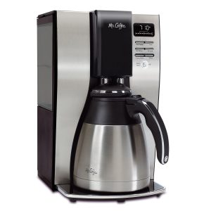Mr Coffee Optimal Brew 10 Cup Thermal Coffeemaker system