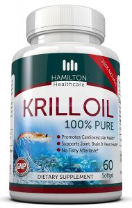 Hamilton Healthcare Pure Krill Oil