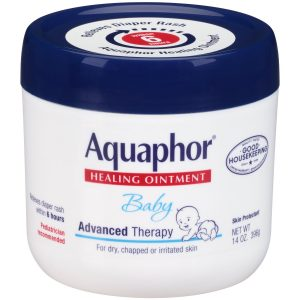 Diaper Rash Cream Aquaphor Baby Advanced Therapy Healing Ointment Skin Protectant