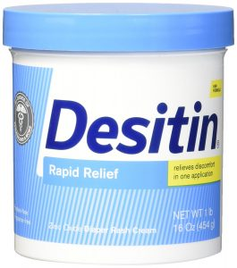 Desitin 16 Oz Baby Diaper Rash Creams
