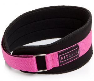 FITGIRL Weight Lifting Belt