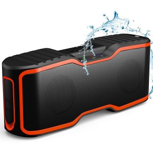 best bluetooth shower speakers AOMAIS Sport II Portable Wireless Bluetooth Speakers